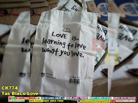 jual Tas Blacu Love
