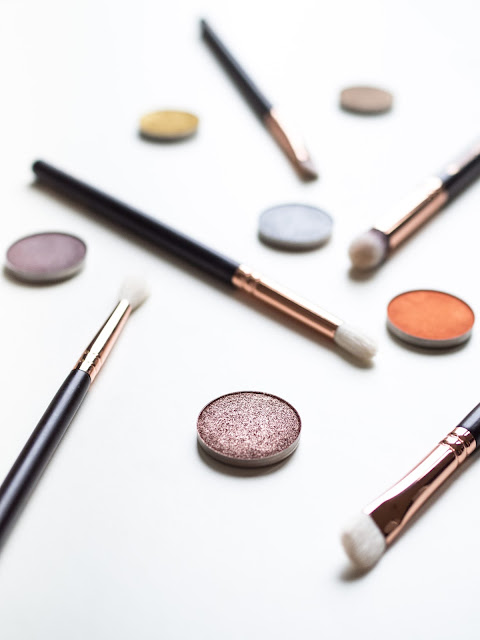 Coloured Raine Eyeshadow Review