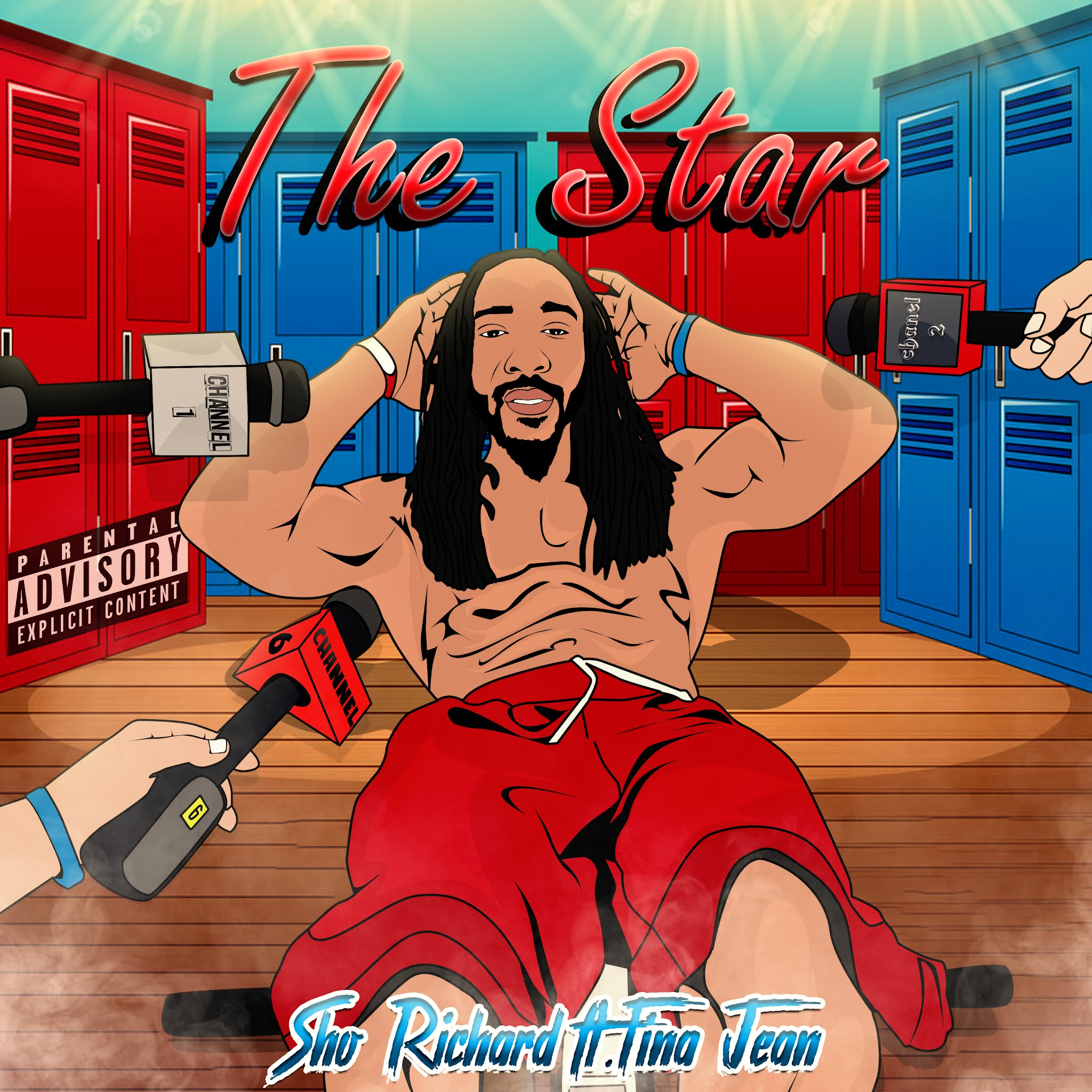 New Music: The Star on Spotify, Apple Music, Amazon, Tidal and more