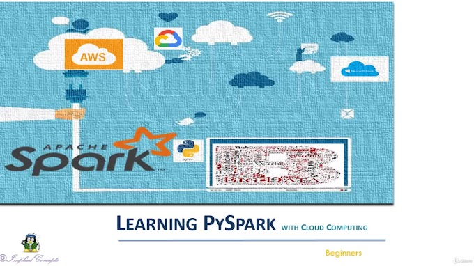 Learning Big-Data with Python Spark & Azure, GCP, AWS Cloud