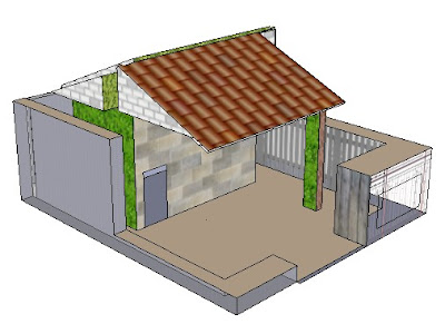 Small house designs on a small yards