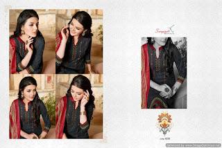 Suryajyoti Trendy 42 Cotton Dress Material wholesaler