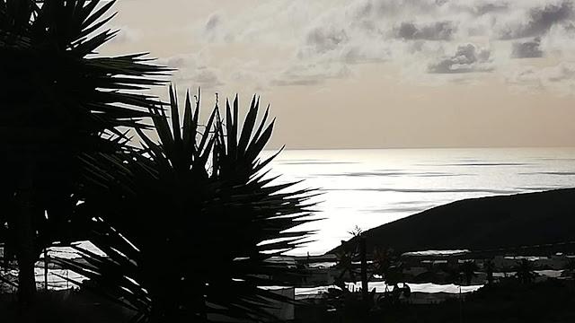 Abendstimmung La Palma
