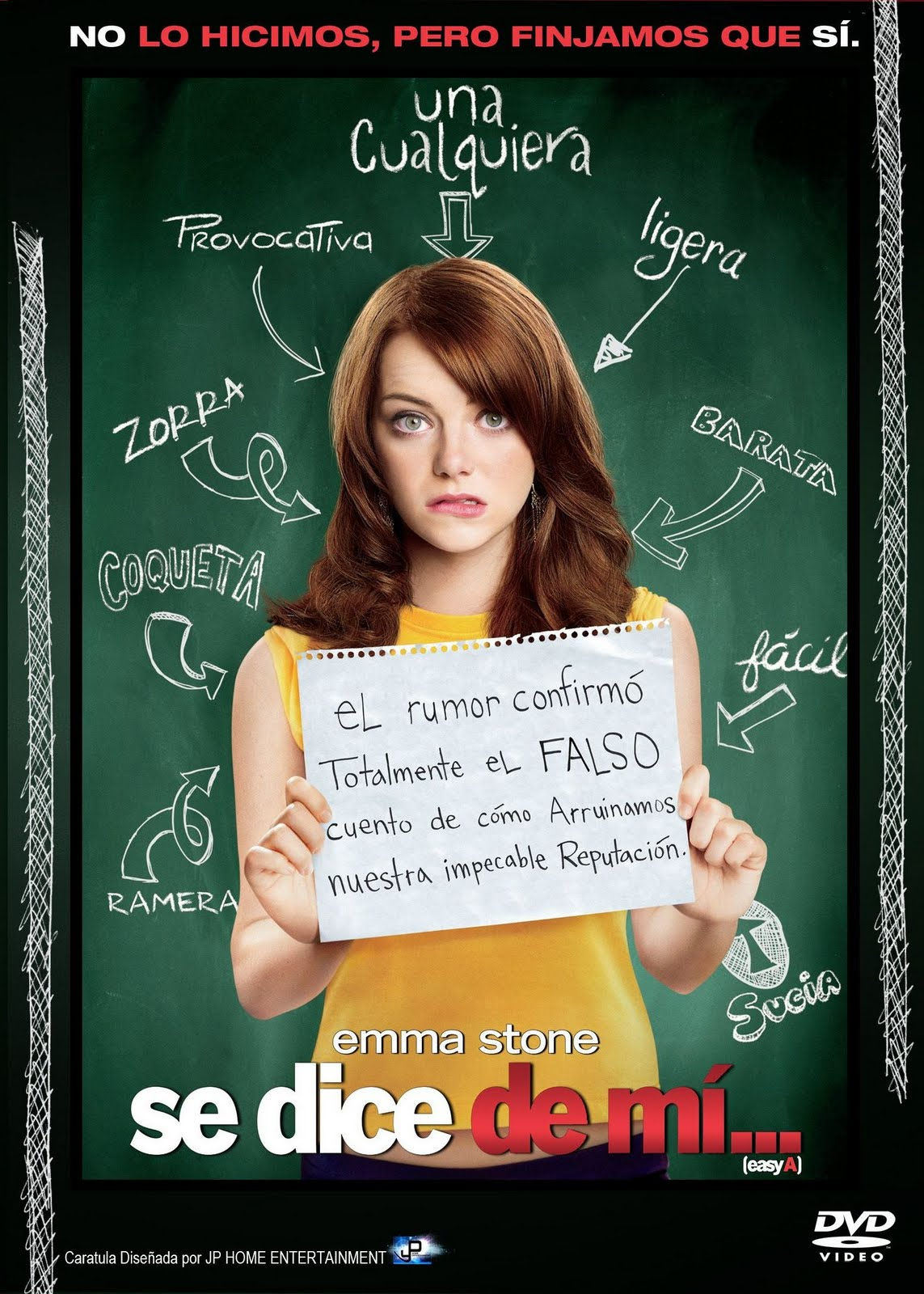 Se Dice De Mi [2010] HD [1080p] Latino [GoogleDrive] SilvestreHD