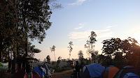 Serunya Camping Ground Di Air Terjun Tembulun Berasap Desa Pejangki.