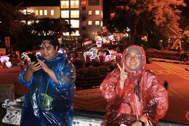 Satu Malam di Melaka bersama Officemate