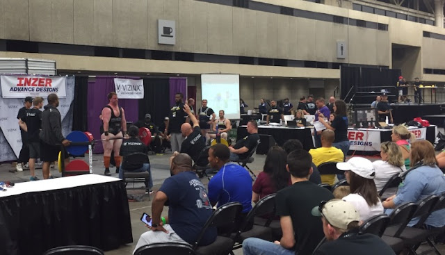 Powerlifting Europa Dallas