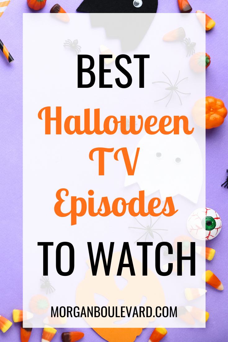Halloween tv shows