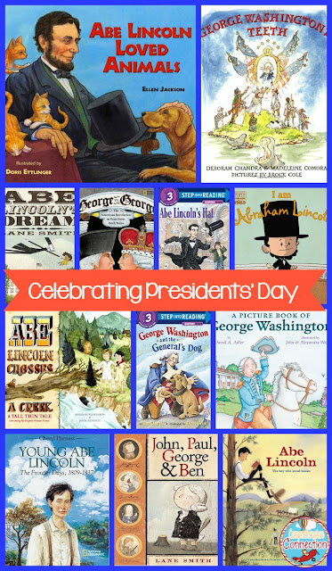 If you're looking for books for Presidents' day, look no further. This post includes reviews of these as well as video links to a few others.