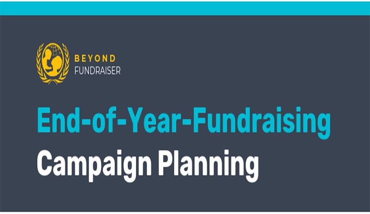 End of Year  Fundraising Campaign Planning #infographic