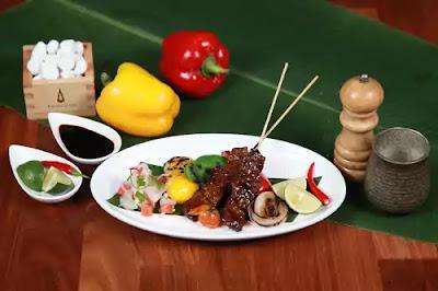 barbeque restaurant - food and beverage outlets