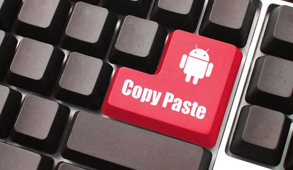 Cara Copy Paste (kopas) Teks pada HP Android