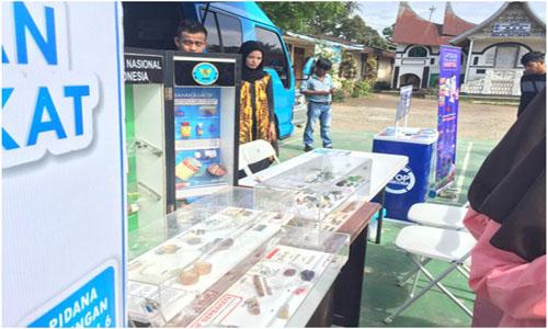 Payakumbuh Bersinar, BNN Hadir Sambangi Kelurahan Tiakar