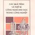 SÁCH SCAN - Các quá trình và thiết bị công nghệ sinh học trong công nghiệp - PGS.TS. Lê Văn Hoàng