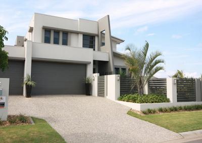 Kumpulan Bentuk Fasad Rumah Minimalis Terbaru 2016 - 014