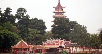 Kemaro Island, Chinese Ethnic History and Culture in Palembang