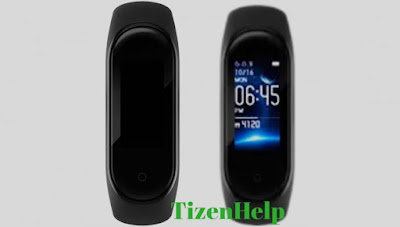 Leaked photo of Xiaomi band 5 by Tizen Help