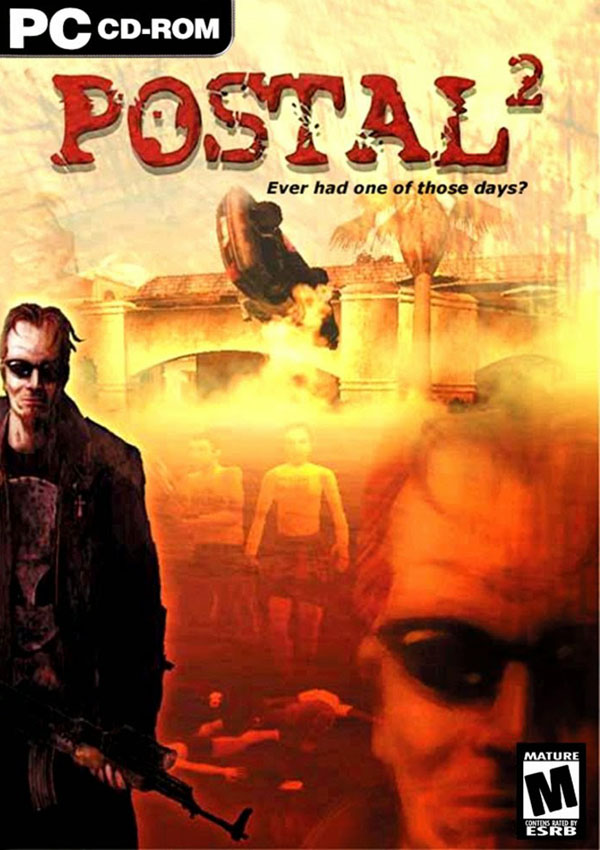 Postal 2 Download Cover Free Game