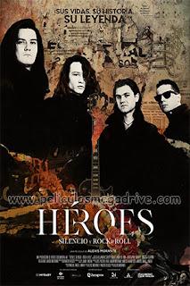 Heroes: Silencio y Rock & Roll (2021) [Castellano] [1080P] [Hazroah]