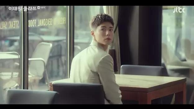 Itaewon class final scene