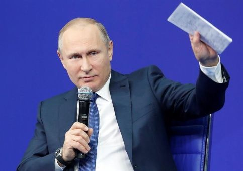 Putin: Están las condiciones para superar conflicto en Siria