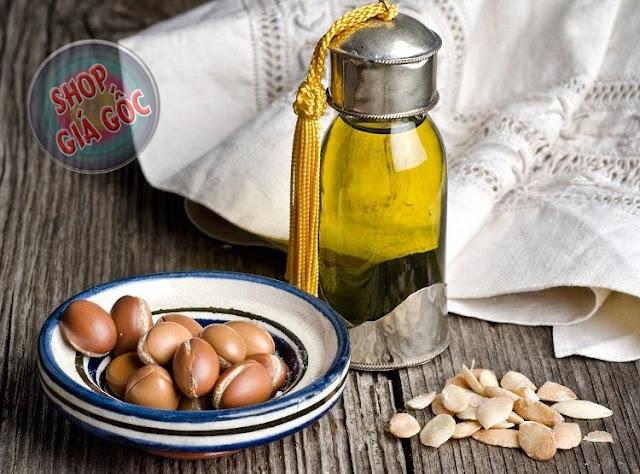 Tinh dầu Argan kích thích mọc tóc