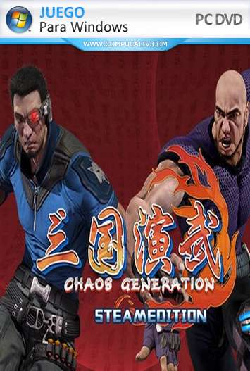 Sango Guardian Chaos Generation Steamedition PC Full