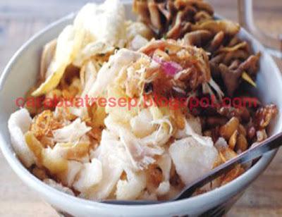 Foto Resep Bubur Ayam Jakarta Sederhana Spesial Asli Paling Enak