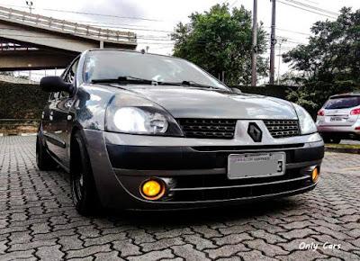 Renault Clio Rebaixado