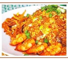 Resep Masakan Nasi Goreng Seafood Enak Spesial