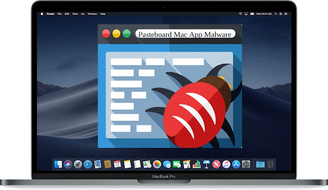 Remove Pasteboard Mac App Malware From Mac