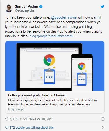 تحميل متصفح جوجل كروم 79 وتعرف علي المزايا الجديدة