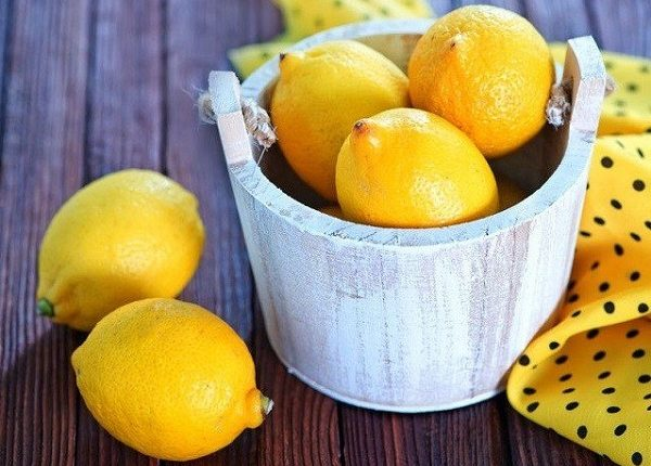 What are the medicinal benefits of lemon ?