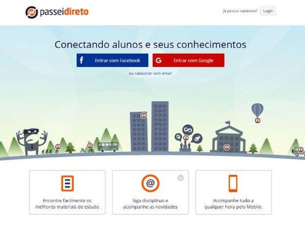 Plataforma online colaborativa Passei Direto lançou uma ferramenta online que resolve exercícios de cálculo