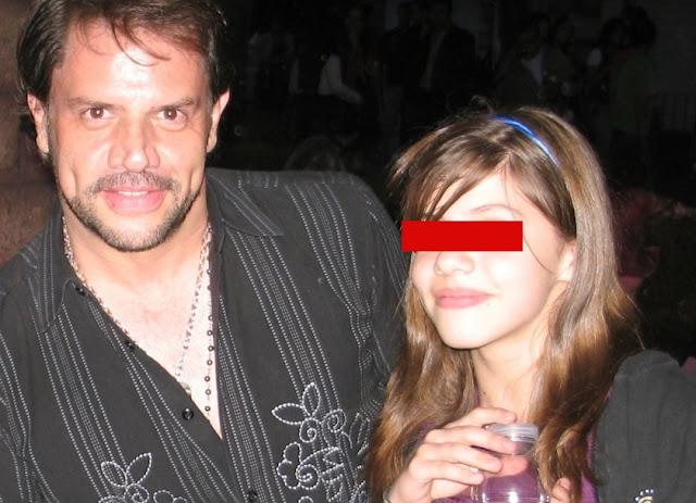 Filtran supuesto peritaje de la Fiscalía; el actor Héctor Parra no abusó de su hija
