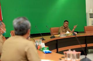 Rapat Pembahasan Pembangunan Drainase di Wilayah Sebengkok dan Selumit - Tarakan Info