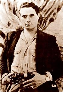 The bandit Salvatore Giuliano was blamed for the Portella della Ginestra massacre