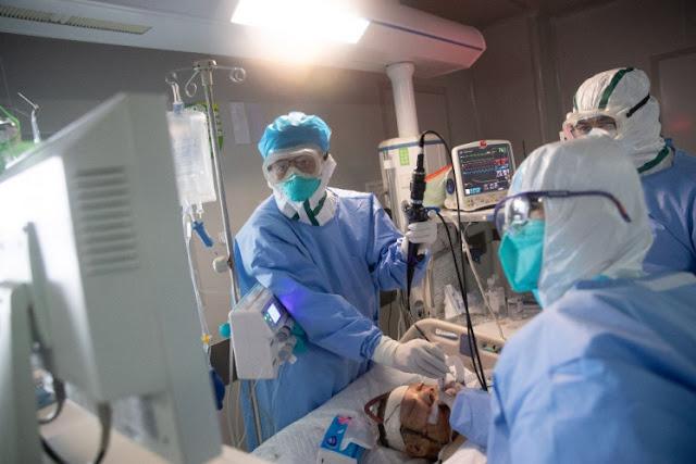 14 Persen Pasien Corona yang Sembuh di China Kembali Terinfeksi