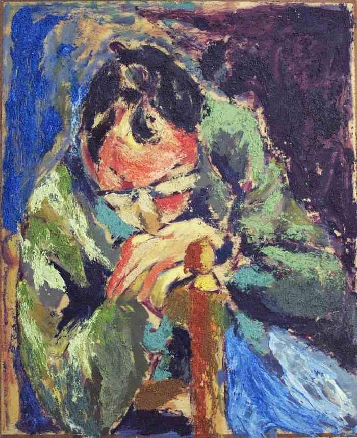 Испанский художник. Tomas Tripiana