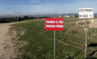 Camino Privado Aranjuez