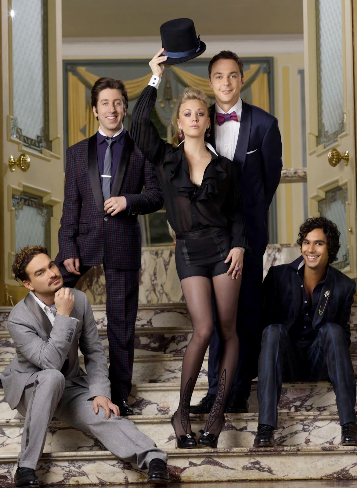 The Big Bang Theory Spiele
