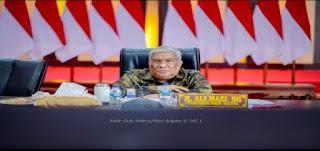 Gubernur 34 Provinsi, Kemendagri, KPK, dan BPKP Laksanakan Aksi Bersama Cegah Korupsi