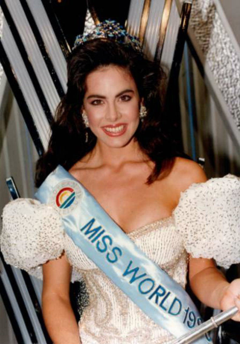Miss World Of 1990 – Gina Tolleson
