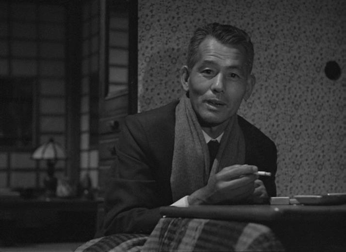 Crepúsculo en Tokio (1957)