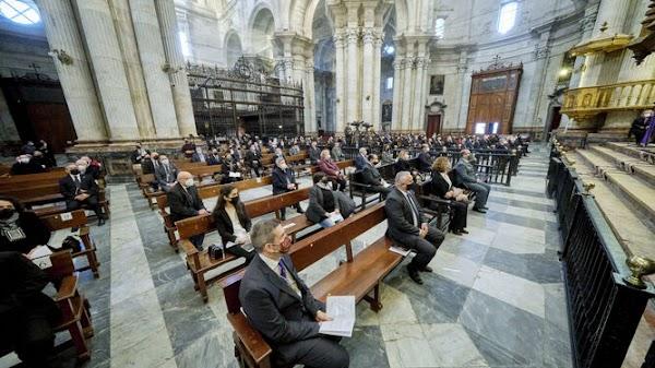 La Catedral de Cádiz cobra protagonismo en Semana Santa