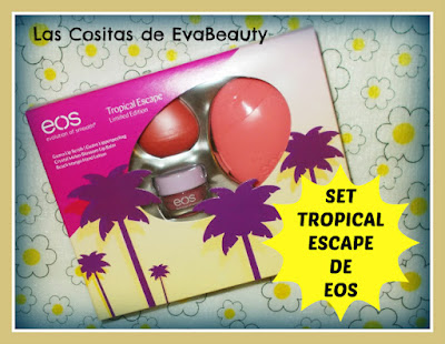 Set Tropical Escape de EOS