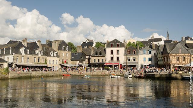 Auray viaje Bretaña Normandia en coche