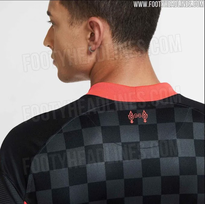 Pictures: Liverpool's Nike third kit for 2020-21 season revealed