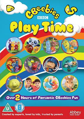Win a CBeebies Playtime DVD