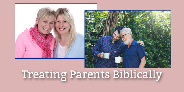 """If you think that your parents need to """"earn"""" your respect, you haven't been reading the Bible. This short Bible study offers Scriptural proof."""